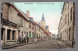 Dammartin: La Grande Rue - Andere Gemeenten
