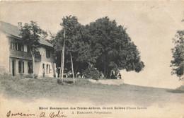 74 Grand Saleve  Hotel Restaurant Des Treize Arbres - Other Municipalities