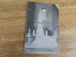 MAINVAULT:LE MONUMENT DES COMBATTANTS - Altri