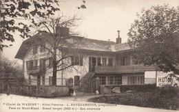 74 Chalet De Warens  Hotel Pension  L Devouassoux - Other Municipalities