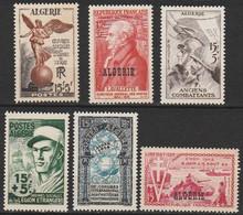 Année 1954-N°307/312 Neufs**MNH :  Lot De 6 Timbres Neufs Sans Charnière - Nuovi