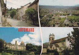 Artemare, Carte Quatre Vues - Andere Gemeenten