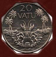 VANUATU 20 VATU 1999 KM# 7 CRABE - Vanuatu