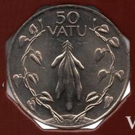 VANUATU 50 VATU 1990 KM# 8 Yam Tubers - Vanuatu