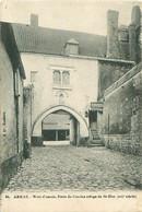 CPM - ARRAS - WETZ D'AMAIN - PORTE DE L'ANCIEN REFUGE DE ST-ELOY (XVIe SIECLE) - Arras