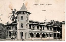 Tanga / Clubhaus - Ehemalige Dt. Kolonien