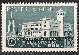 Année 1956-N°334 Neuf**MNH : Maison De Retraite Du Légionnaire De Sidi-bel-Abbes - Nuovi