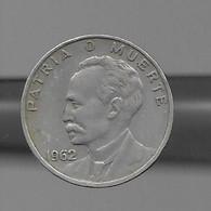 Lot De 4 Monnaies : Cuba / Croatie / Pérou / Méxique (876) - Lots & Kiloware - Coins