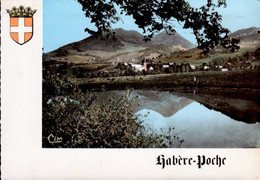 HABERE-POCHE     ( HAUTE-SAVOIE )  VUE GENERALE - Other Municipalities