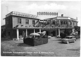 Casello Sesto San Giovanni-Monza - Autostrada Milano-Brescia. Auto, Car, Voitures. - Monza