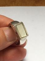 Bague En Argent 925 Taille 57/58 - Rings