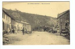 LES FORGES-CHEVRON   -  Rue Du Commerce - Stoumont
