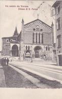 AK Un Saluto Da Verona - Chiesa Di S. Fermo  (57125) - Verona