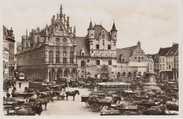MECHELEN - MALINES - ANCIENNE HALLE AUX DRAPS - Mechelen