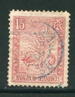 MADAGASCAR- Y&T N°68- Oblitéré - Usados
