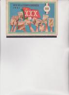 BIGLIETTO  SOTTOSCRIZIONE  MESE  DELLA  STAMPA  COMUNISTA  .  LIRE  500.    -   1951 - Historical Documents