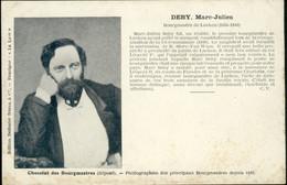 BRUXELLES : Bourgmestre De Laeken Marc Julien DEBY - Artigianato
