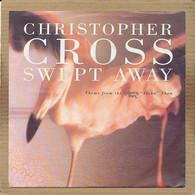 "7"" Single, Christopher Cross - Swept Away - Disco, Pop"