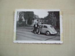 Photo Ancienne VOLKSWAGEN COCCINELLE - Lugares
