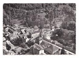 En Avion Au-dessus De... Allevard-les-Bains, Le Parc, Le Casino Et L'établissement Thermal, 1963, Lapie N° 8 - Altri Comuni