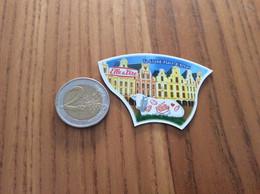 """Magnet * Elle & Vire """"la Grand' Place D'Arras"""" (vache) - Magnets"""