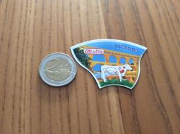 """Magnet Elle & Vire """"Le Pont Du Gard"""" (vache) - Magnets"""