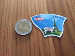"""Magnet Elle & Vire """"La Tour Eiffel"""" (vache) - Magnets"""