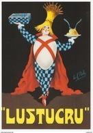 A SAISIR !!!! Carte Postale Publicitaire LUSTUCRU - Advertising