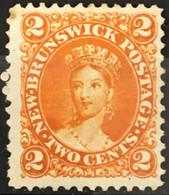 Canada New Brunswick Nouveau Brunswick 5 Neuf Sans Gomme (côte 30 €) – La2phil - Ongebruikt