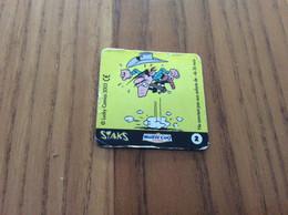 "Magnet MAÎTRE COQ - STAKS / Lucky Luke 2003 ""Jo Dalton"" N°2 - Magnets"