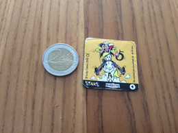 """Magnet MAÎTRE COQ - STAKS / Lucky Luke 2003 """"Jolly Jumper, Lucky Luke"""" N°9 - Magnets"""