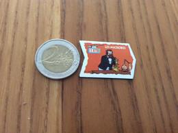 """Magnet LE GAULOIS """"1878 LES MICROBES 51/78"""" (Pasteur) - Magnets"""