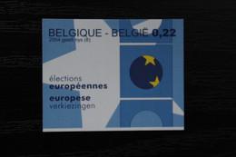 Jaar 2004: 3255 'Europese Verkiezingen' - Ongetand Met Nummer - Zeer Mooi! - Non Dentelés