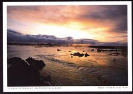AK 010250 ICELAND - Sonnenuntergang Am Thingvallavatn - Islande