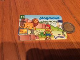 """Livret 12 Pages Playmobil/Gervais N°11 """"Qu'arrive T-il à Somba Le Lion"""" - Other"""