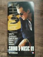 Yamaha - Sound Music 09 - Audio-pro, Synthétiseurs, Basses/ 2009 - Altri