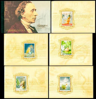 China 2005/SB29 The 200th Anniversary Of The Birth Of Hans Christian Andersen Stamp Booklet MNH - Unused Stamps