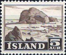 3000 Mi.Nr.296 Island (1954) Fischerei Und Landwirtschaft Ungebraucht - Unused Stamps