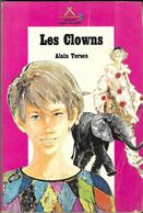 SIGNE DE PISTE SAFARI - LES CLOWNS D ALAIN TERSEN, ILLUSTRATIONS SIGNEES MICHEL GOURLIER, EDITION ORIGINALE 1971, A VOIR - Scoutisme
