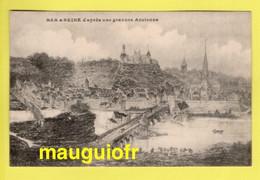 10 AUBE / BAR-SUR-SEINE / VUE GENERALE D'APRÈS UNE GRAVURE ANCIENNE - Bar-sur-Seine
