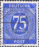 3069 Mi.Nr.934 Alliierte Besetzung Gemeinschaftsausgabe (1946) 1. Kontrollratsausgabe Gestempelt - Zona AAS