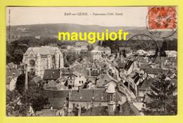 10 AUBE / BAR-SUR-SEINE / PANORAMA CÔTÉ NORD / 1910 - Bar-sur-Seine