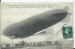 DIRIGEABLE- PATRIE - Airships