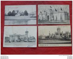 LIEGE  -  Lot De 12 Cartes De L' Exposition Universelle De 1905 - - Lüttich
