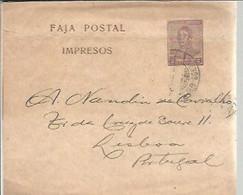 FAJA POSTAL - Postal Stationery
