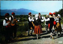 ► CPSM   La Sardana Danse Catalane - Musica