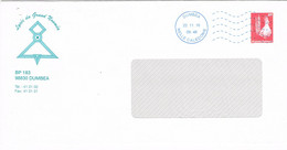 Nouvelle Caledonie Caledonia Pret A Poster Entier Postal Stationery Prive Lycee Grand Noumea Cad Dumbea Flamme 2016 BE - Interi Postali
