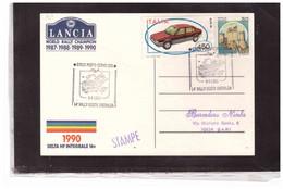 TEM14059  -   PORTO CERVO  9.4.1991   /    14°  RALLY COSTA SMERALDA - Automovilismo
