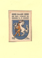 Baarn Wapenzegel Ca. 1925 RY50684 - Seals Of Generality