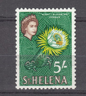 St Helena  1961,1V,flower,bloem,blume,fleur,MNH/Postfris(A4057) - Unclassified